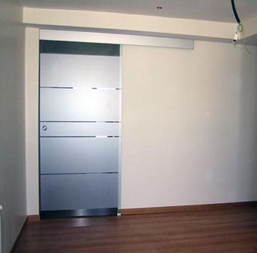 Casas cocinas mueble lamparas ventilador techo - Mecanismo puerta corredera ...
